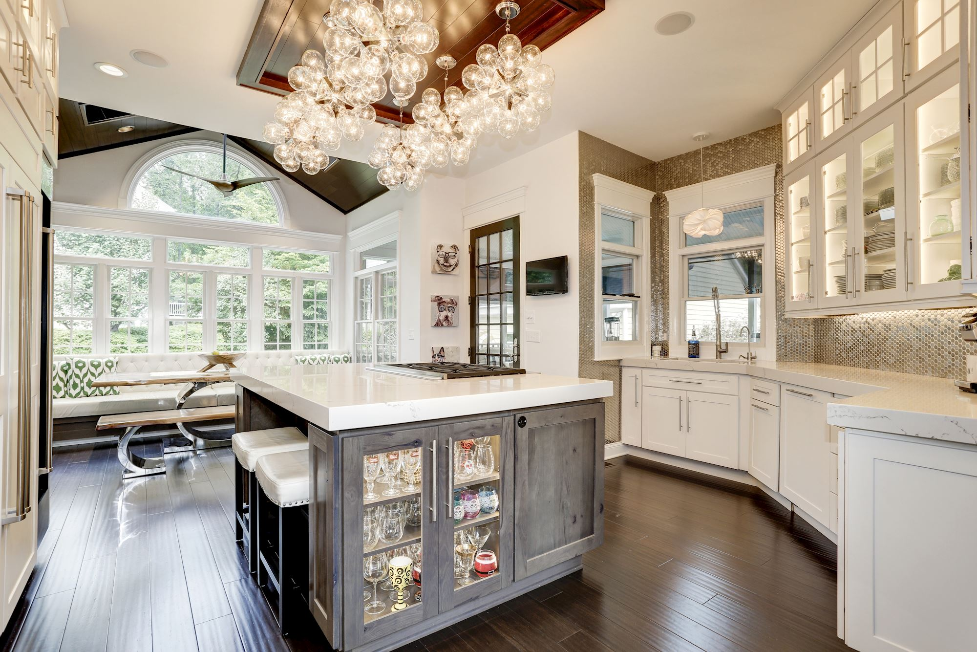 C. Clary Contracting Services - Kitchens