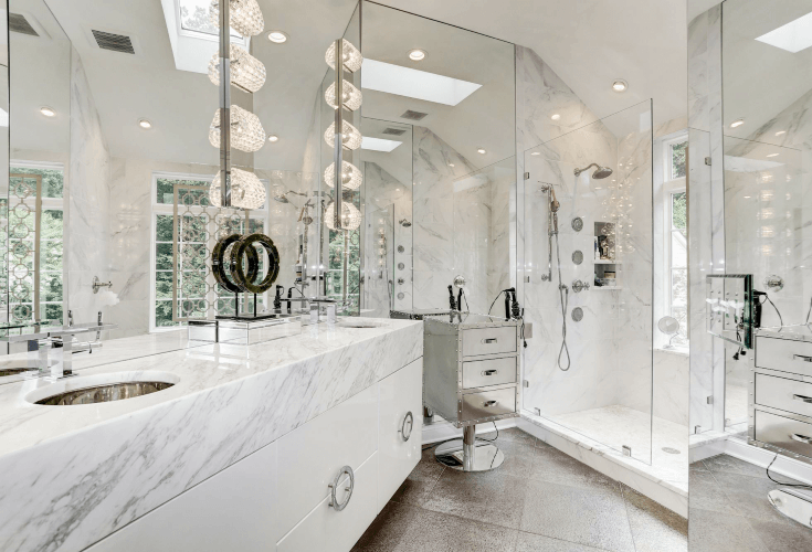 C. Clary Contracting Services - Bathrooms