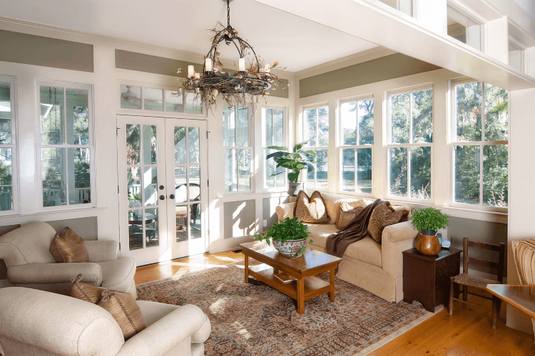 C. Clary Contracting Services - Sunroom